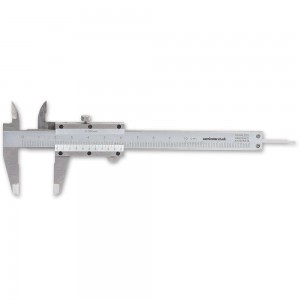 Axminster 100mm Pocket Vernier Caliper