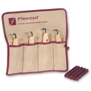 Flexcut Carving Scorp Sets