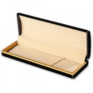 Black Velvet Pen Case
