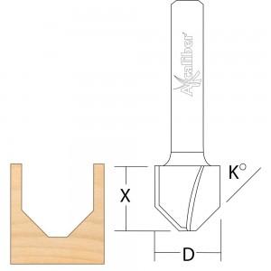 Axcaliber Bevel and Trim Cutter