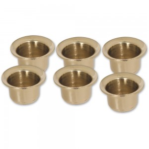 Craftprokits Candle Cups (Pkt 6)