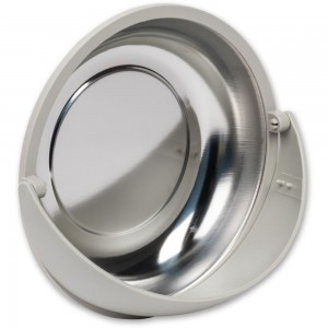 Axminster Magnetic Round Tray With Non-Conductive Strip