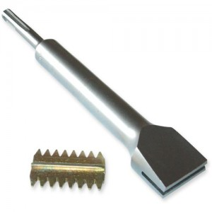 Armeg SDS+ Scutch Comb Holder