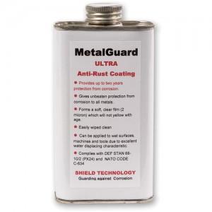 MetalGuard Ultra Anti Rust Coating
