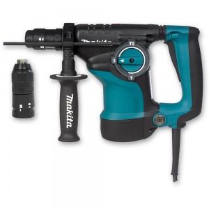 Makita HR2811FT SDS+ Hammer Drill
