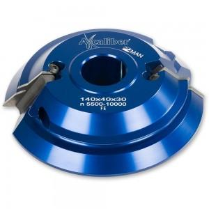 Axcaliber 45 degree Lock Mitre Cutter Head