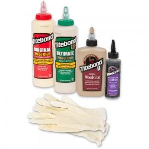 Titebond Trial Pack of Four Glues - PACKAGE DEAL