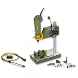 Proxxon FBS240/E Multi-Tool, Flexi-Shaft, Stand & Vice - PACKAGE DEAL