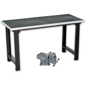 Axminster Mechanics Bench & Swivel Vice - PACKAGE DEAL