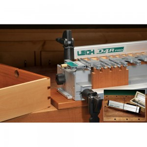 Leigh D4RM Pro Dovetail Router Jig - PACKAGE DEAL