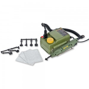 Proxxon PS13 Pen Sander 12V DC & NG2/E Mains Adaptor - PACKAGE DEAL