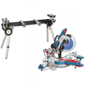 Bosch GCM 12 SDE Dual Bevel Mitre Saw & Stand