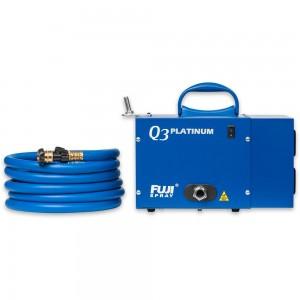 Fuji Q3 Platinum Turbine Unit