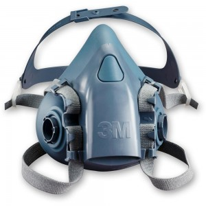 3M 7500 Series Reusable Half Respirator