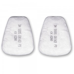 3M Dust Filters for Gas and Vapour Filter