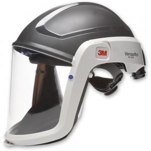 3M Versaflo M-306 Headtop with Helmet and Visor