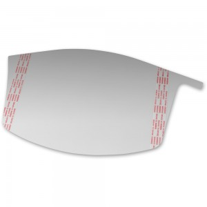 3M Peel off Visors for M-Series - Pack 10