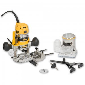 "DeWALT D26204K 2 in 1 Router (1/4"")"