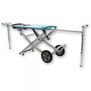 Makita Adjustable Wheeled Mitre Saw Stand