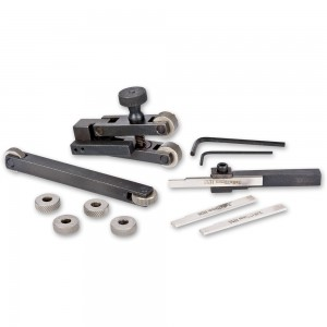 Axminster Knurling and Parting Kit