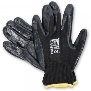 Nitrotouch Nitrile Coated Gloves