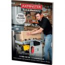 Axminster Tools & Machinery Catalogue 2019/20