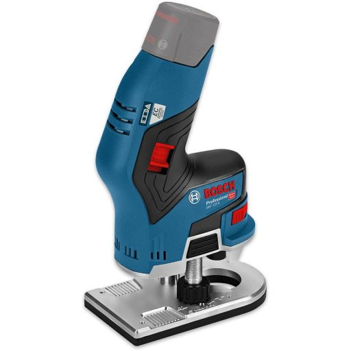 Bosch GKF 12V-8 Brushless Router Trimmer 12V (Body Only)