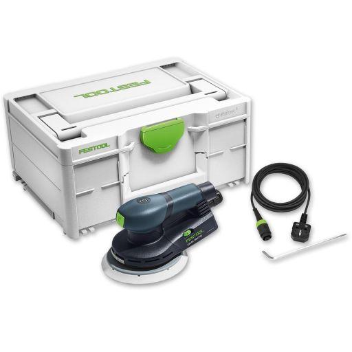 Festool ETS EC 150/3 EQ-Plus Eccentric Sander - 230V