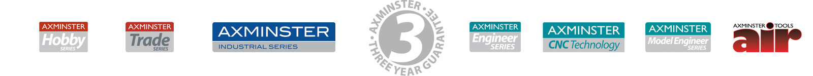Axminster Three Year Guarantee