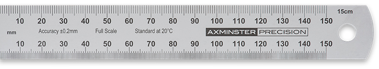Axminster Precision Signature Rule