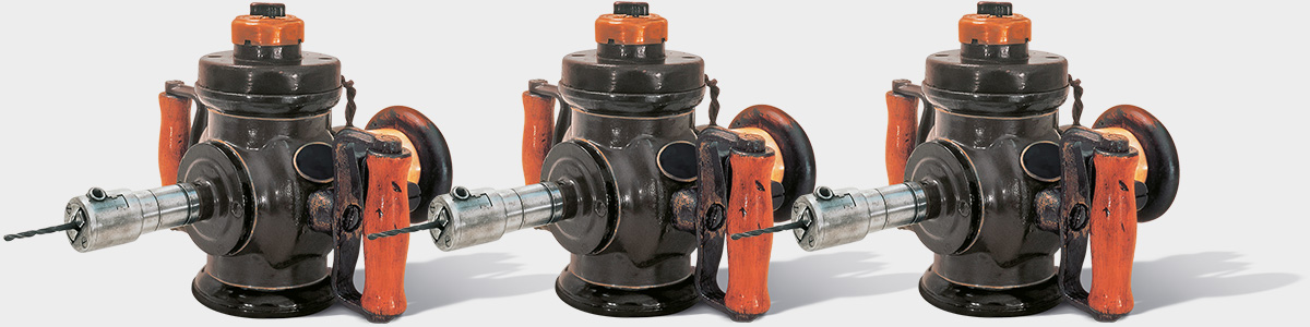 World's First Power Tool