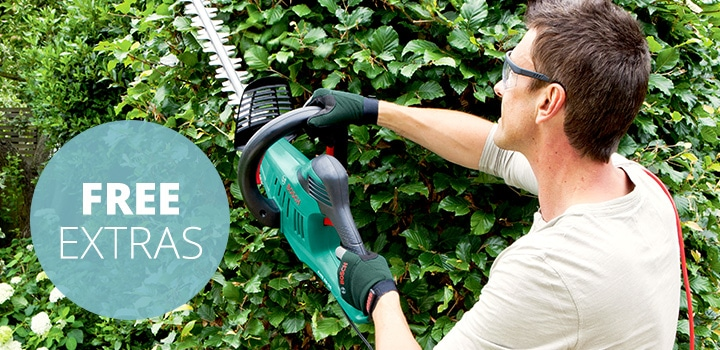 Bosch AHS 55-26 Hedge Cutter