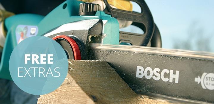 Bosch AKE 40-19 S Electric Chainsaw
