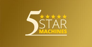 5 star machines