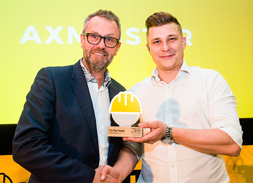 'Power Tool Supplier Of The Year' For Second Year Running