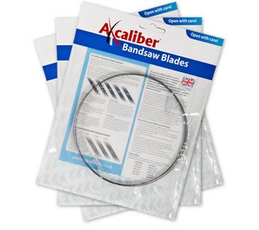 Axcaliber GT Bandsaw Blades