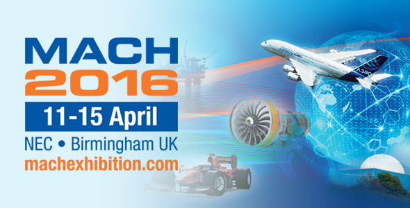 Visit us at MACH 2016