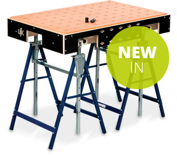 New Multifunction Workbench from UJK Technology