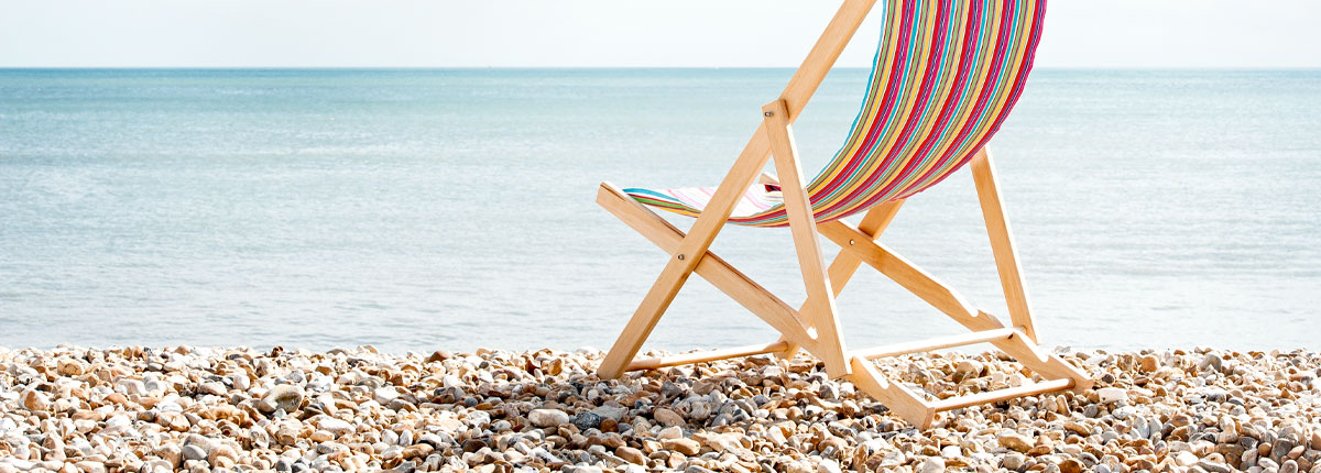 How to make a deckchair