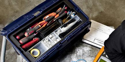 Raaco Storage Solutions