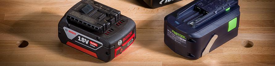 Power Tool Batteries