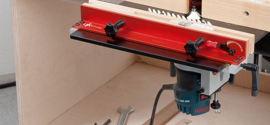 Ujk technology otoro compact palm router table router tables double your routers versatility greentooth Images