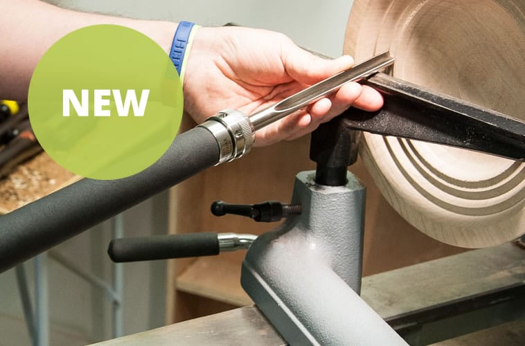 New - Axminster Evolution Woodturning Handle