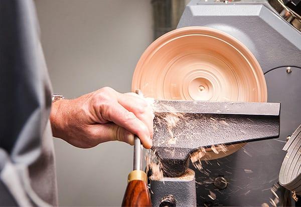 Woodturning bowls & platters