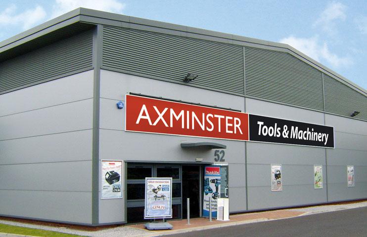 Warrington Store Cheshire Axminster Tools Amp Machinery